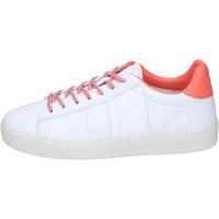 Cipők Női Rövid szárú edzőcipők Woolrich BJ473 Fehér