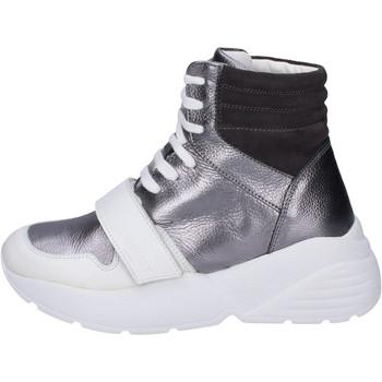 Cipők Női Magas szárú edzőcipők Twin Set BJ482 Szürke