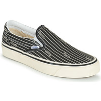 Cipők Női Rövid szárú edzőcipők Vans UA CLASSIC SLIP ON 9 Fekete