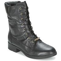Cipők Női Csizmák Aldo KANDY Fekete