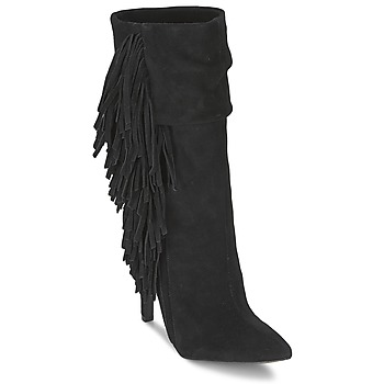 Cipők Női Bokacsizmák Aldo CIREVEN Fekete