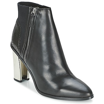 Cipők Női Bokacsizmák Aldo SARESEN Fekete