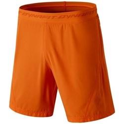 Ruhák Férfi 7/8-os és 3/4-es nadrágok Dynafit React 2 Dst M Narancssárga