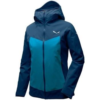 Ruhák Női Kabátok Salewa Ortles Ptx 3L Kék