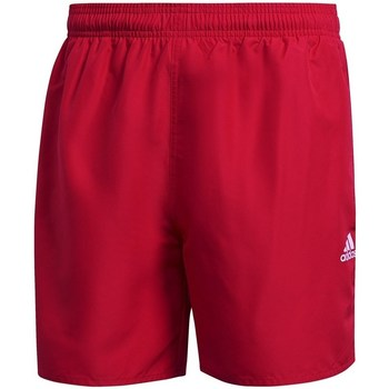 Ruhák Férfi Fürdőruhák adidas Originals Solid Swim Piros