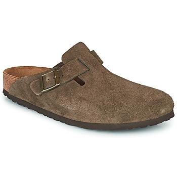 Cipők Klumpák Birkenstock BOSTON Barna