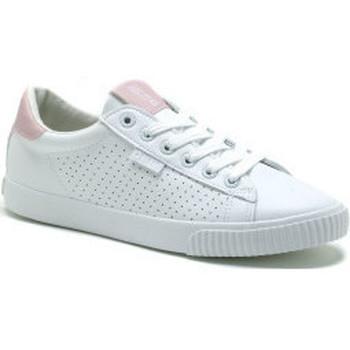 Cipők Női Rövid szárú edzőcipők Big Star HH274073 Fehér