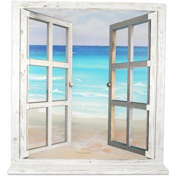 Otthon Képek, vásznak Signes Grimalt Virágláda Sea Multicolor