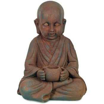 Otthon Szobrok, figurák Signes Grimalt Buddha Pocillo Marrón