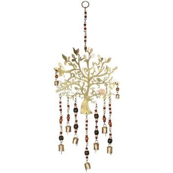 Otthon Ünnepi dekorációk Signes Grimalt Fa Medál Dorado