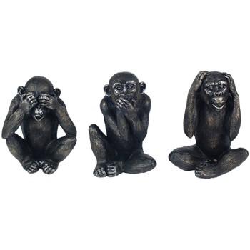 Otthon Szobrok, figurák Signes Grimalt Orangután Szeptemberi 3U Gris