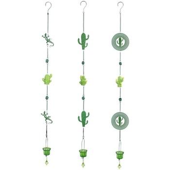 Otthon Ünnepi dekorációk Signes Grimalt Medál Cactus T-Lite 3U Verde