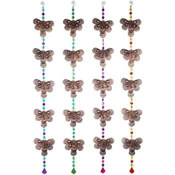 Otthon Ünnepi dekorációk Signes Grimalt Lógó Szeptember 4 Db Multicolor