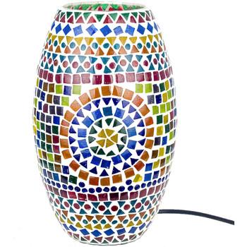 Otthon Díszlámpák Signes Grimalt Mosaic Lámpa Henger Multicolor