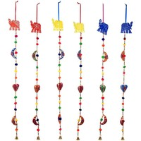 Otthon Ünnepi dekorációk Signes Grimalt Elefánt Medál Szeptemberben 6U Multicolor