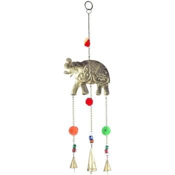 Otthon Ünnepi dekorációk Signes Grimalt Elefánt Medál Pompon Multicolor