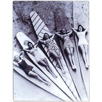 Otthon Képek, vásznak Signes Grimalt Fali Lemez Gris