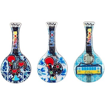 Otthon Szobrok, figurák Signes Grimalt Mágneses Mandolin 3U Multicolor