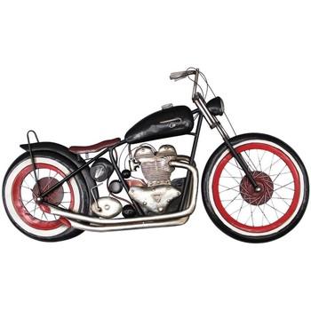 Otthon Szobrok, figurák Signes Grimalt Motorkerékpár Fal Multicolor