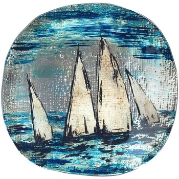 Otthon Apró kacatoknak Signes Grimalt Kerek Tál Hajó Azul