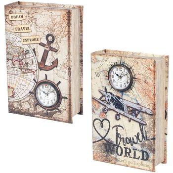 Otthon Rekeszek és tárolók Signes Grimalt Book 2 Különböző 2U Box Multicolor