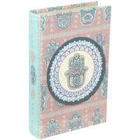 Otthon Rekeszek és tárolók Signes Grimalt Fatima Hand Book Box Multicolor