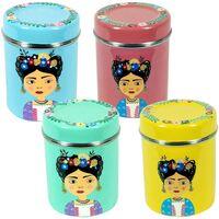 Otthon Kosarak és dobozok Signes Grimalt Tea Doboz Set 4 Egység Multicolor