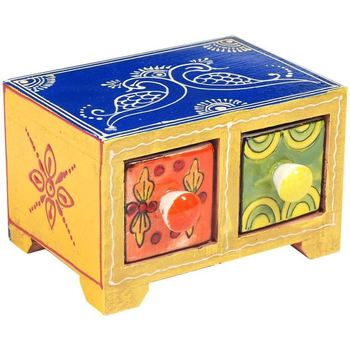 Otthon Rekeszek és tárolók Signes Grimalt Spice Rack 2 Fiók Multicolor