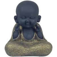 Otthon Szobrok, figurák Signes Grimalt Buddha Drukkolás Multicolor