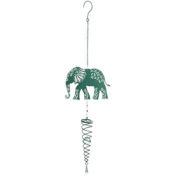 Otthon Ünnepi dekorációk Signes Grimalt Elefánt Medál Verde