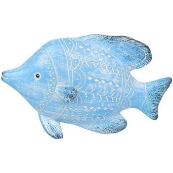 Otthon Szobrok, figurák Signes Grimalt Gyanta Hal Azul