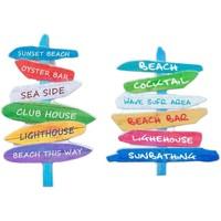 Otthon Képek, vásznak Signes Grimalt Mágneses 2 Különböző Multicolor