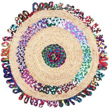Otthon Szőnyegek Signes Grimalt Juta Szőnyegek Színei Multicolor