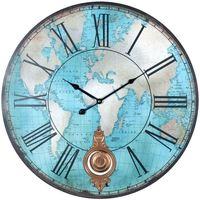 Otthon Órák Signes Grimalt Világ Falióra Azul