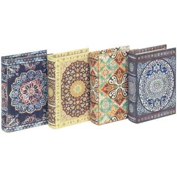 Otthon Rekeszek és tárolók Signes Grimalt Book Esetekben 4U Mandala Szeptemberben Multicolor
