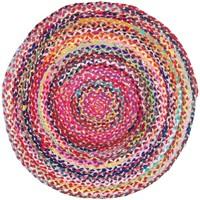 Otthon Szőnyegek Signes Grimalt Fonott Szőnyeg Multicolor