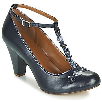Cipők Női Félcipők Cristofoli JULY Kék