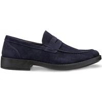 Cipők Férfi Mokkaszínek Docksteps DSM101602 Kék
