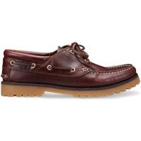 Cipők Férfi Vitorlás cipők Docksteps DSM237100 Piros