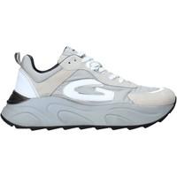 Cipők Férfi Rövid szárú edzőcipők Alberto Guardiani AGM003603 Szürke
