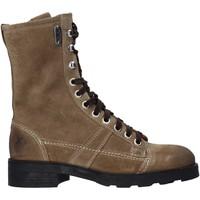Cipők Női Csizmák OXS OXW190201 Bézs