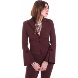 Ruhák Női Kabátok / Blézerek Nenette 26BB-BAVENO Piros