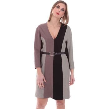 Ruhák Női Rövid ruhák Nenette 26BB-ARAS Szürke
