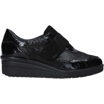 Cipők Női Mokkaszínek Susimoda 8091 Fekete