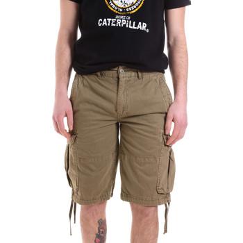 Ruhák Férfi Rövidnadrágok Caterpillar 35CC2820928 Zöld