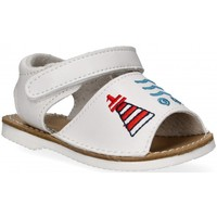 Cipők Lány Szandálok / Saruk Bubble 54800 Fehér