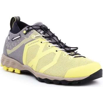 Cipők Női Túracipők Garmont Agamura Knit WMS 481036-605 żółty, szary