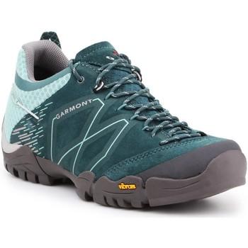 Cipők Női Túracipők Garmont Sticky Stone GTX WMS 481015-613 zielony