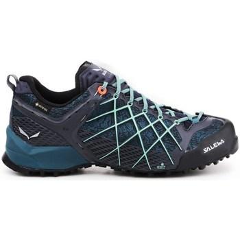 Cipők Női Oxford cipők & Bokacipők Salewa Wildfire Gtx Fekete
