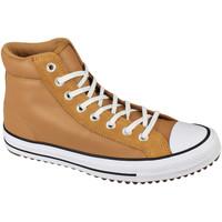Cipők Férfi Magas szárú edzőcipők Converse Chuck Taylor All Star Pc Barna